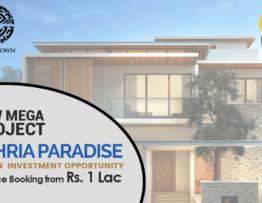 Bahria paradise investment