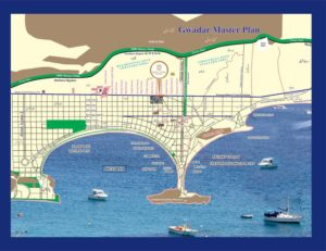 Kings Park Gwadar Map