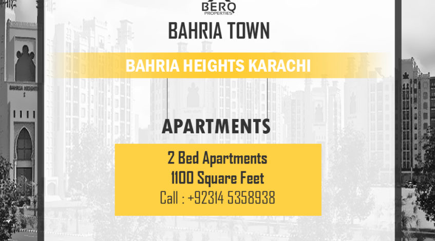 Bahria Heights Karachi Apartments