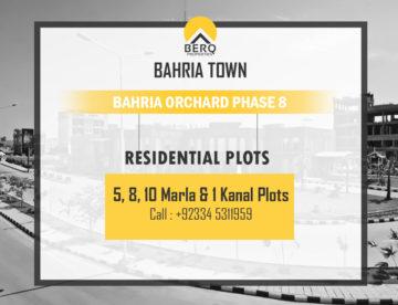 Bahria Orchard Residential Phase 8 Rawalpindi