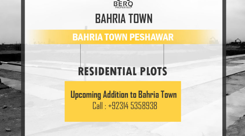 Bahria Town Peshawar Prices and location