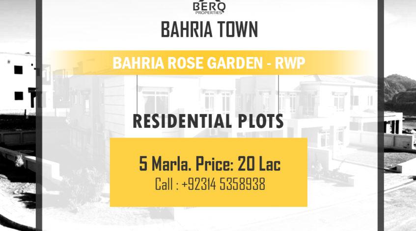 Bahria Rose Garden