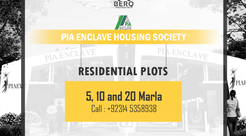 PIA Enclave Islamabad