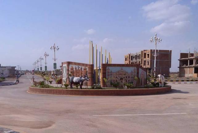 Ghauri Town