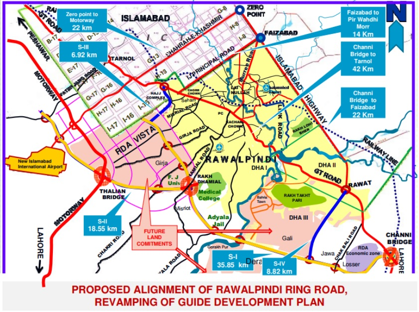 The Wait is Over – CM Punjab approves Rawalpindi Ring Road - Berq ...