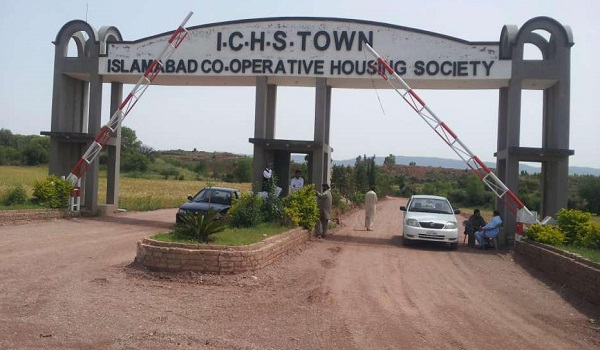 Islamabad Co-operative Housing Society Town