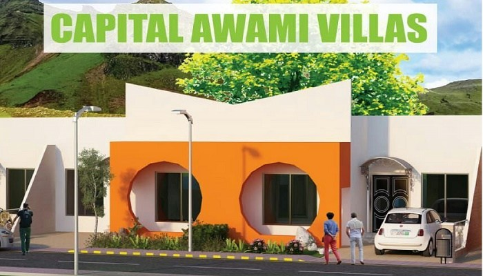 Bin Alam City Islamabad - Capital Awami Villas