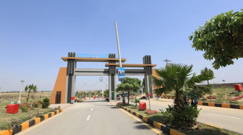 University Town