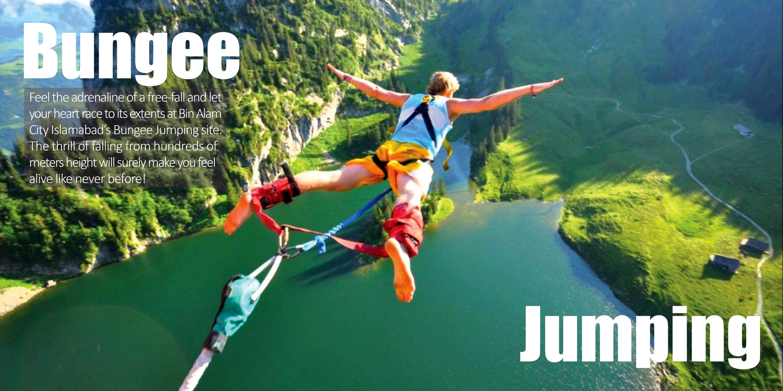 Bin Alam City - Bungee Jumping