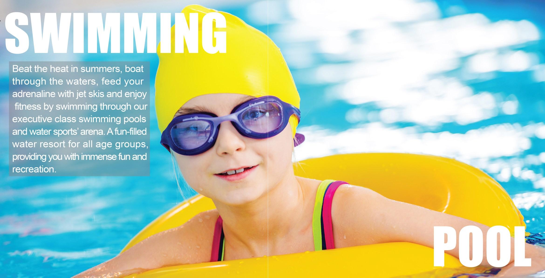 Bin Alam City - Swimming Pool