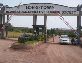 Affordable Plots in ICHS Town Islamabad