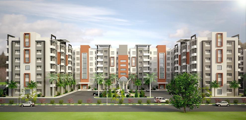 Bahria Town Karachi- Bahria Apartments 2
