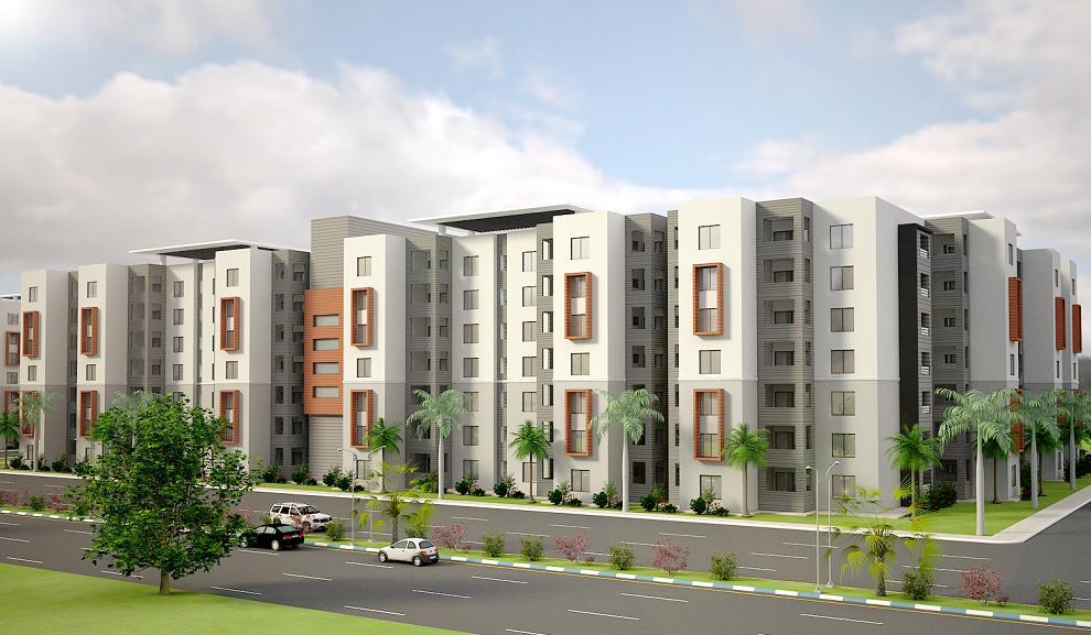 Bahria Town Karachi- Bahria Apartments