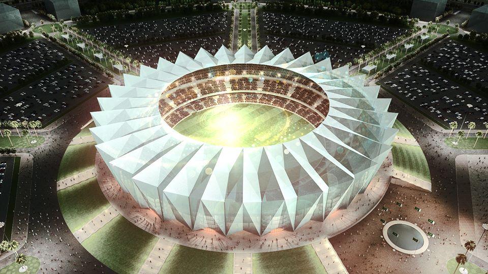 Bahria Town Karachi- Bahria Sports City