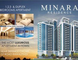 Minara Residence - luxury apartments