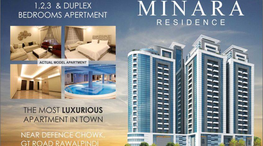 Minara Residence - luxury apartments