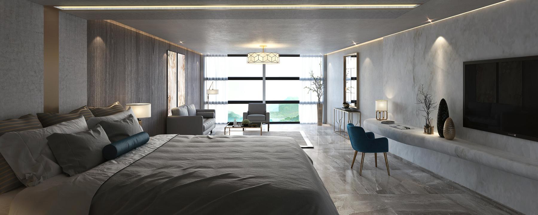 Montviro - Deluxe Room