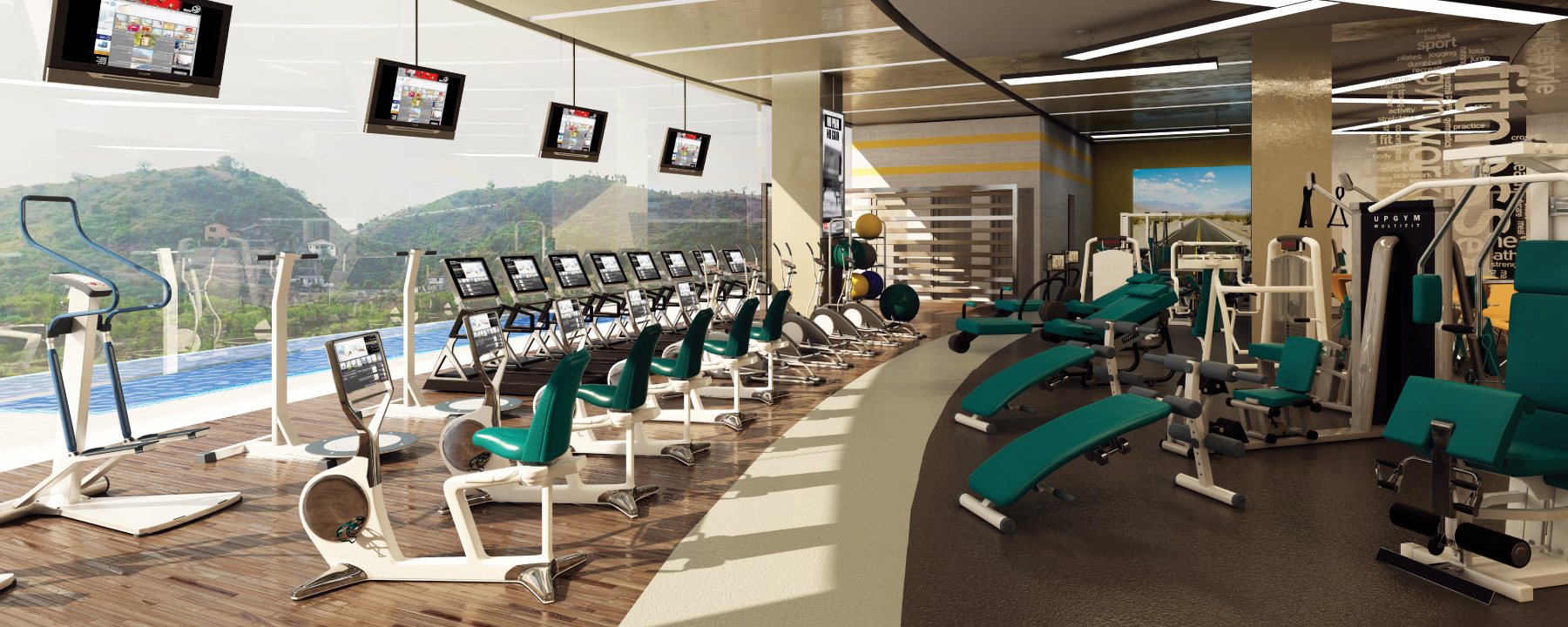 Montviro - Health & Fitness Center