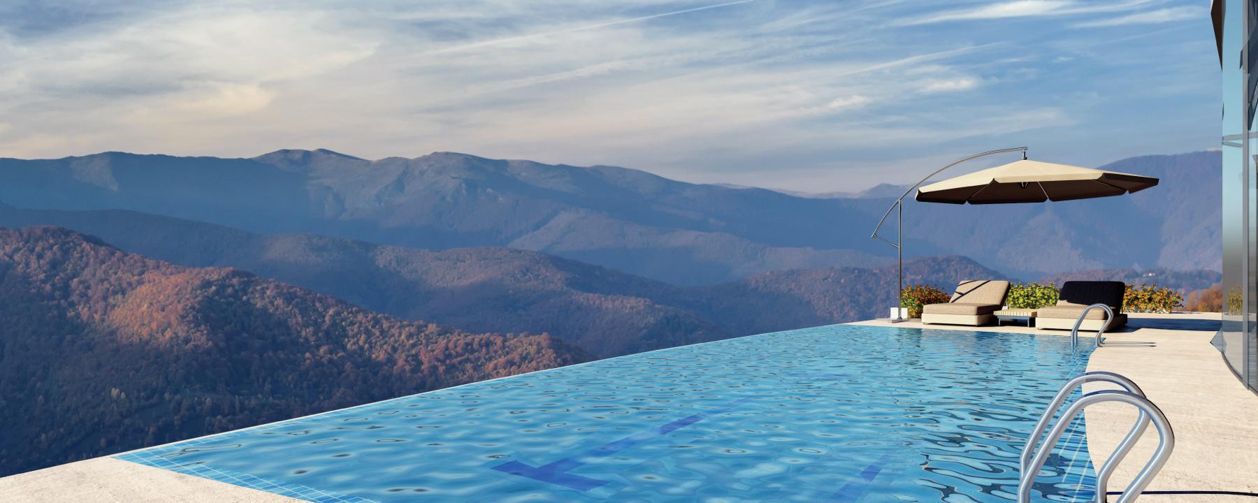 Montviro - Infinity Pool