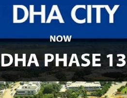 DHA Phase 13 Lahore