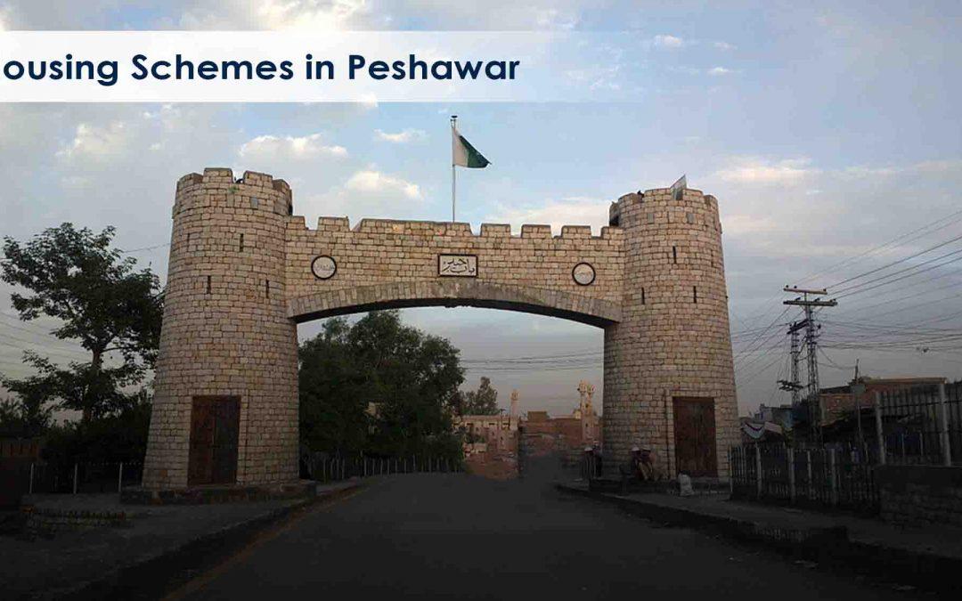 Bahria town peshawar schemes