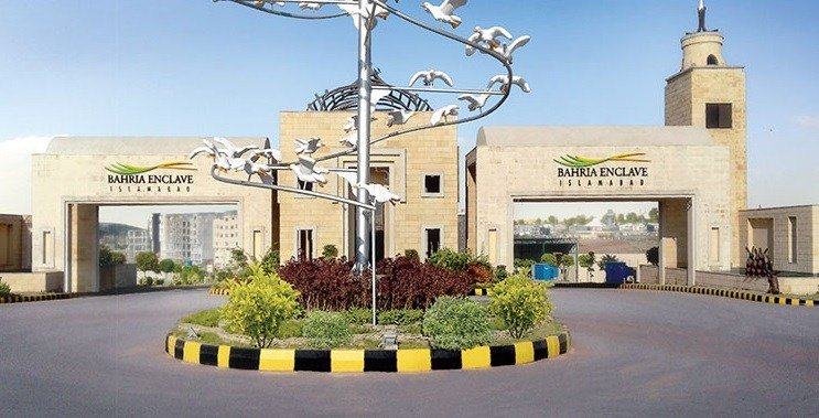 Bahria Enclave Islamabad: Sector C-1, 10 Marla Plots On Installments Launched