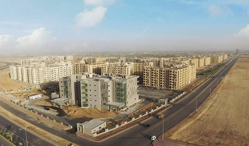 Here is the Development status of Bahria Town Karachi