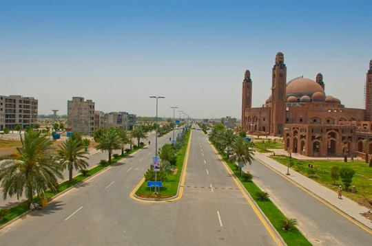 bahria town investment