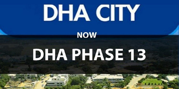 DHA Lahore: Opening of Transfers of DHA Phase 13 (Ex. DHA City Lahore)