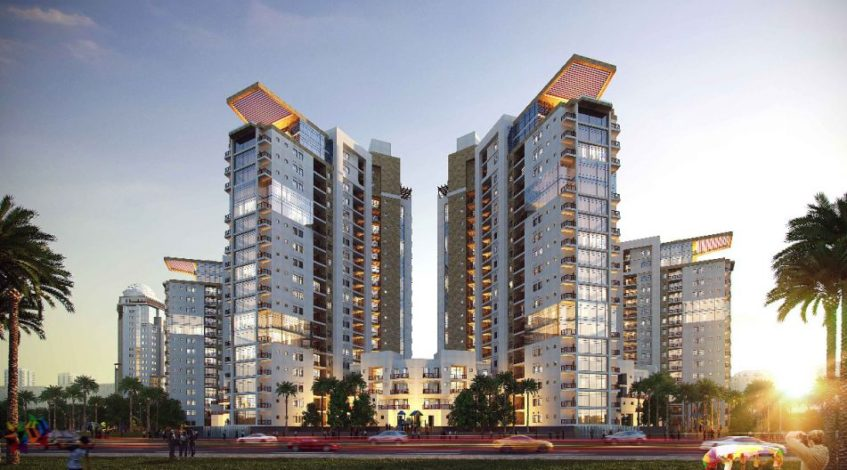 Gulberg Greens – apartment living to a whole new level
