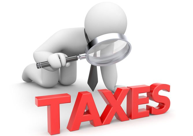 Decrease in Real Estate Taxes demanded by ICCI President