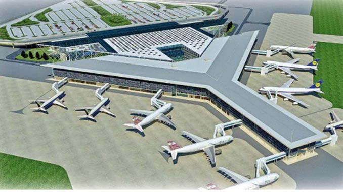 Should You Invest Now or Later in Societies Near the New Airport?