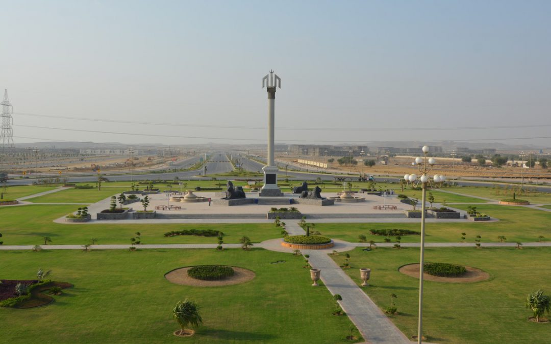 Zooming in on Bahria Enclave Islamabad