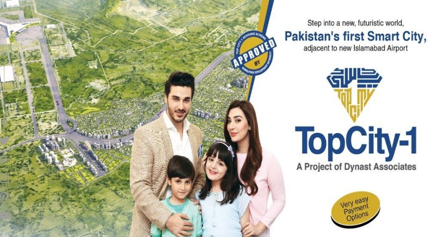 Top City-1 Islamabad: New Booking of Residential and Commercial Plots Launched