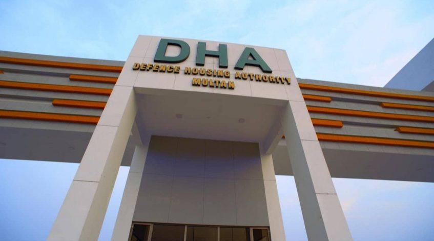 DHA Multan Organized its Balloting Ceremony